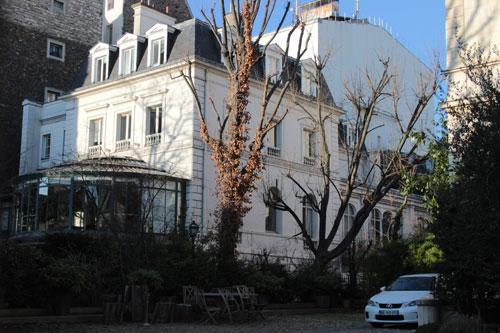 L'hôtel Cambacérès