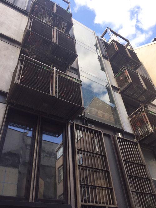 Immeuble mixte Rue de Venise
