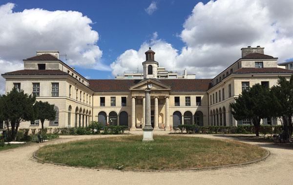 L'hospice Saint-Michel