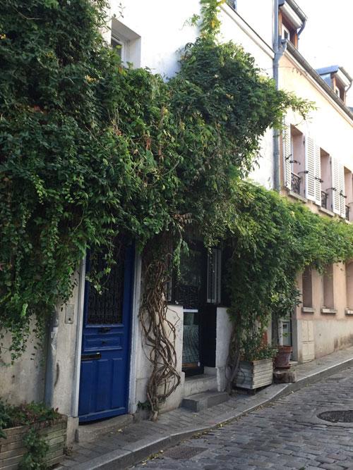 La rue Ligner