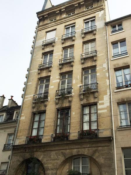 Maison de la confrérie Notre-Dame aux Bourgeois
