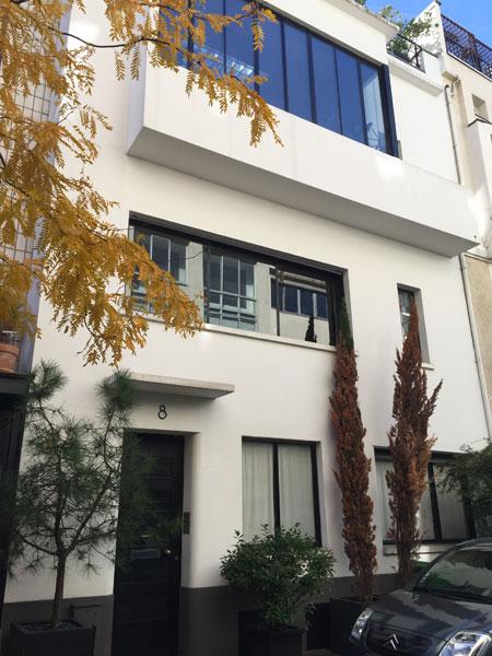 Villa Rue Charles Weiss