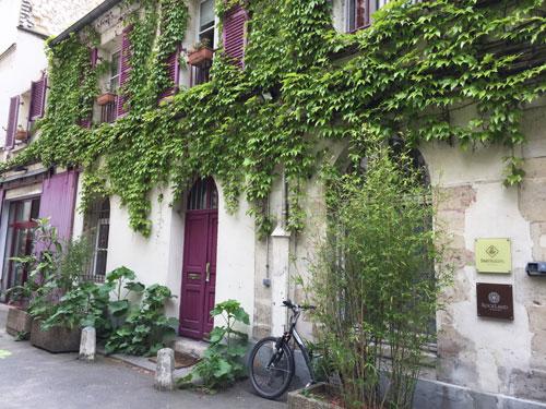 Cour ancienne Rue Basfroi