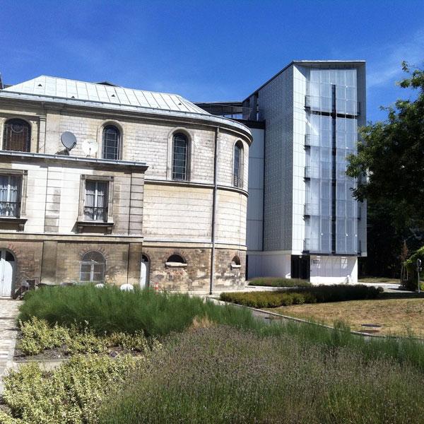 La maison de Santé des Sœurs Augustines