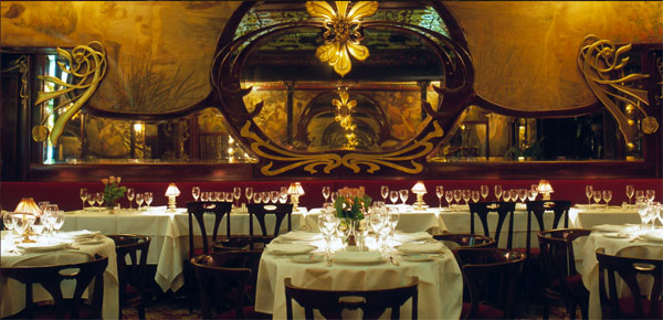 Le restaurant Maxim's