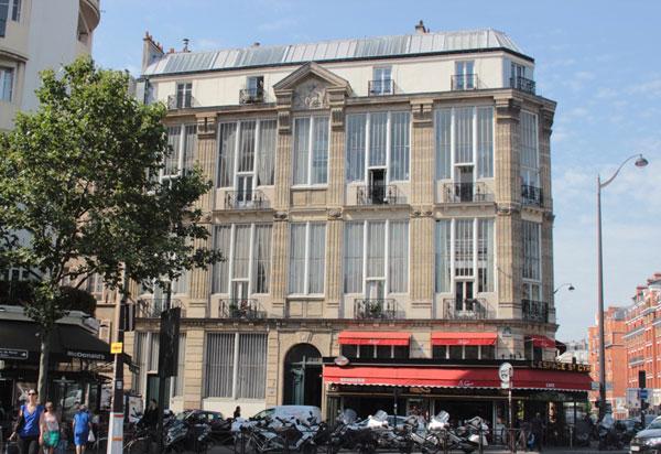 Ateliers d'artistes Rue Descombes