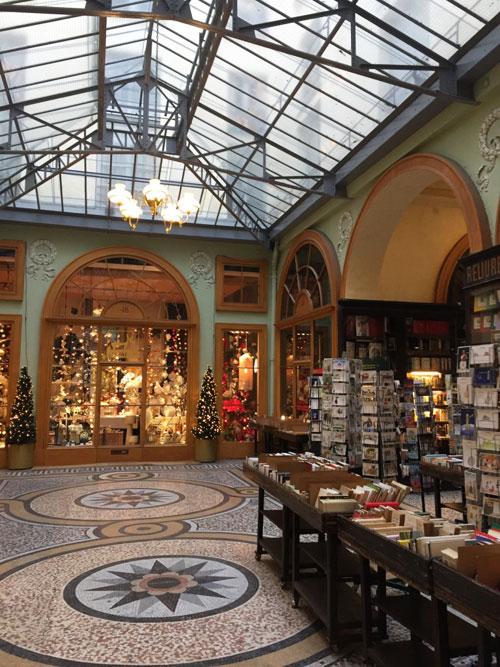 La librairie Jousseaume