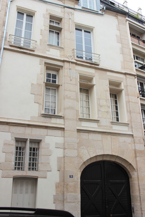 Maison Renaissance Rue des Gobelins