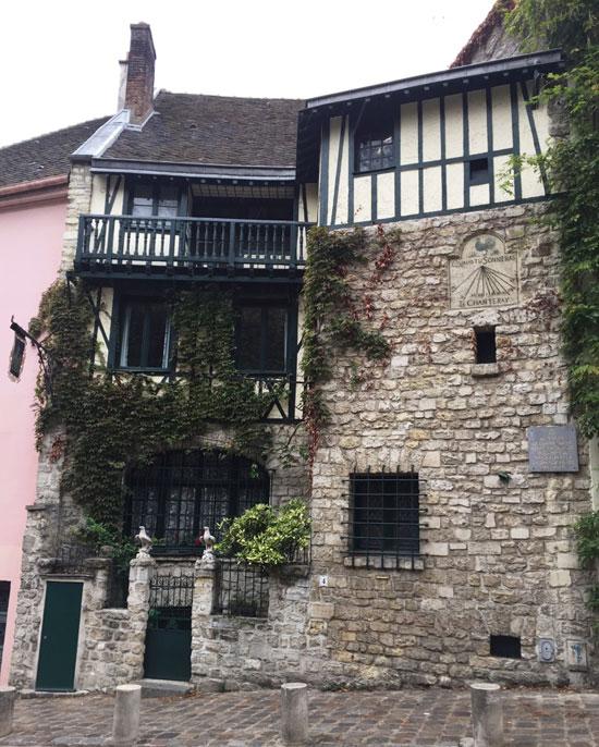 La maison du commandant Lachouque