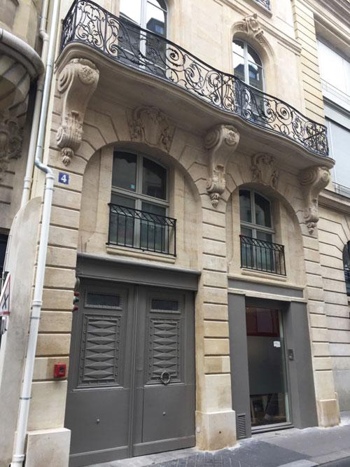 L'hôtel de La Feuillade
