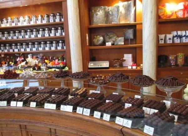 La boutique Debauve & Gallais