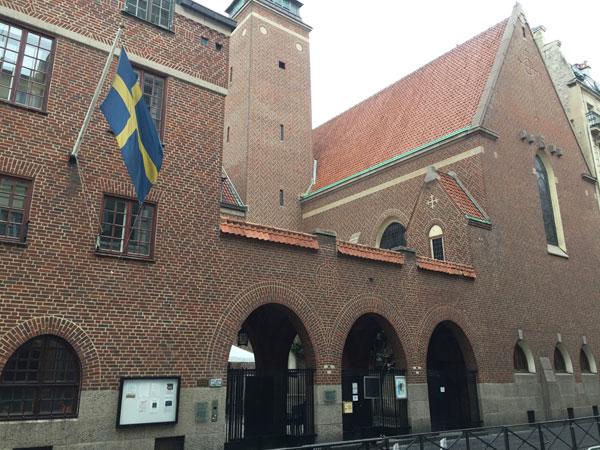 L'église suédoise