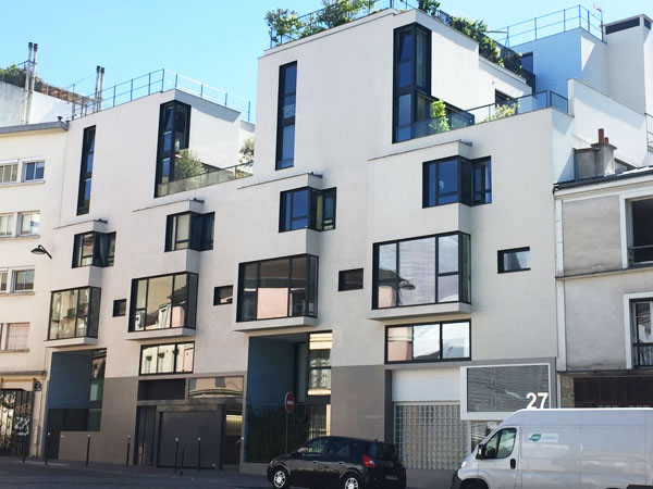 Logements Rue Croulebarbe