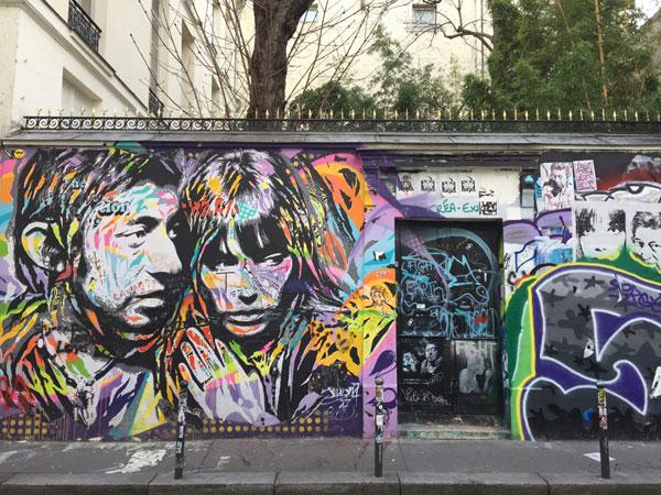 La maison de Serge Gainsbourg