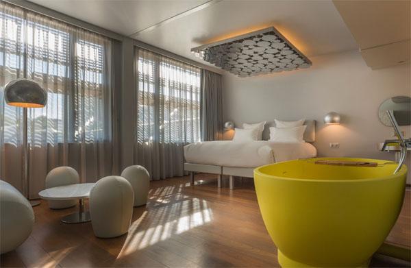 L'hôtel OFF Paris Seine