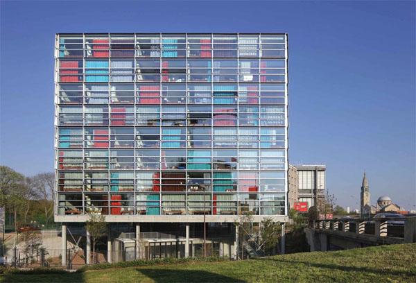 La résidence pour chercheurs Julie-Victoire Daubié