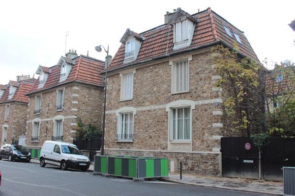 Lotissement Rue de Bercy