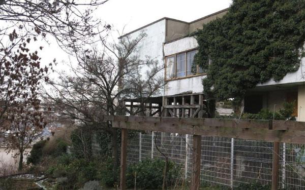 La maison Zilveli, état actuel