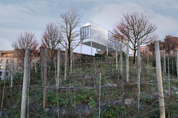 La maison Zilveli : le projet de reconstruction
