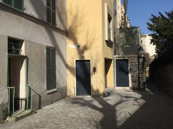 La rue Berton