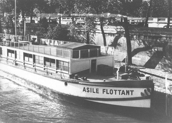 L'Asile Flottant de l'Armée du Salut
