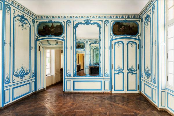 Le musée Carnavalet : décor de boiseries Régence