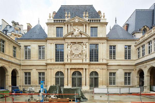 Musée Carnavalet : le pavillon des marchands-drapiers